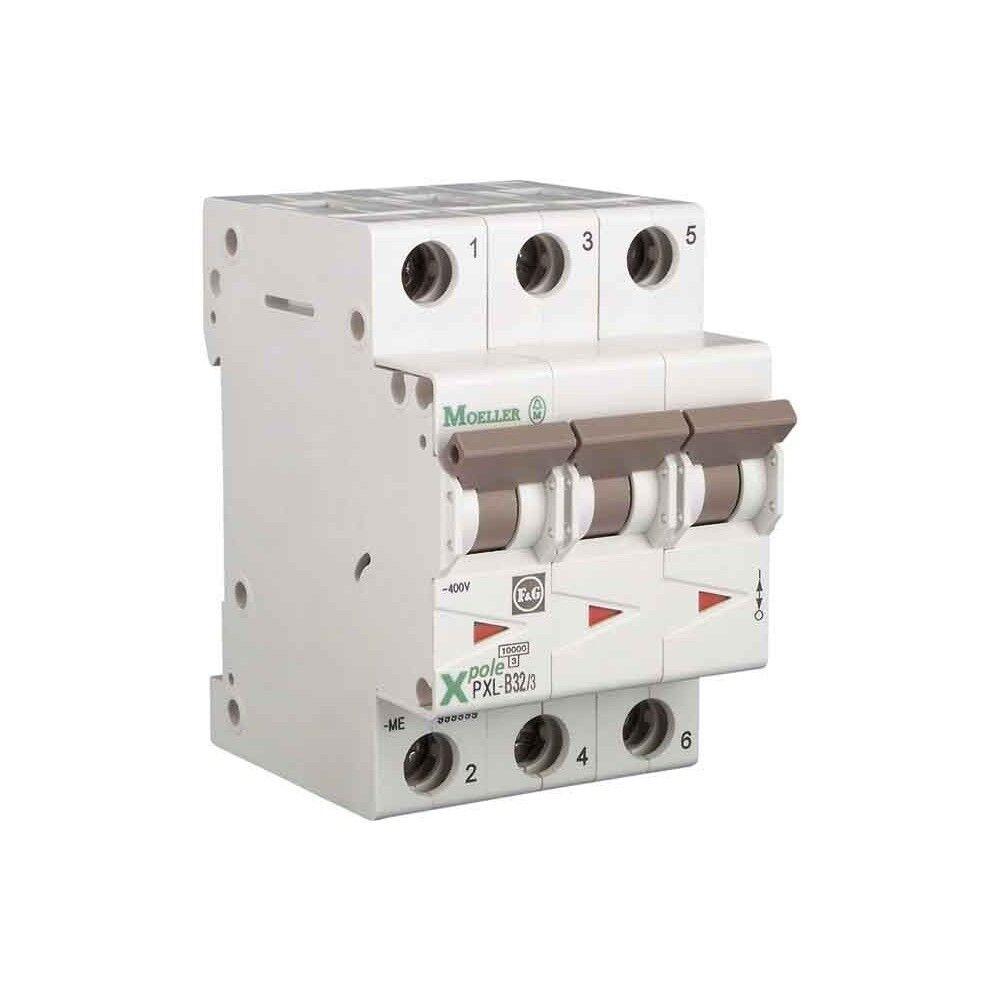 Eaton PXL-B40/3 Leitungsschutzschalter B40A 10kA 3-polig 236404