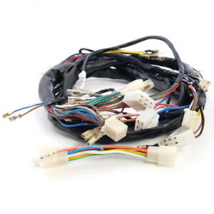 Details about Kawasaki Z 1000/MkII Harness Cable Harness Main Wiring on