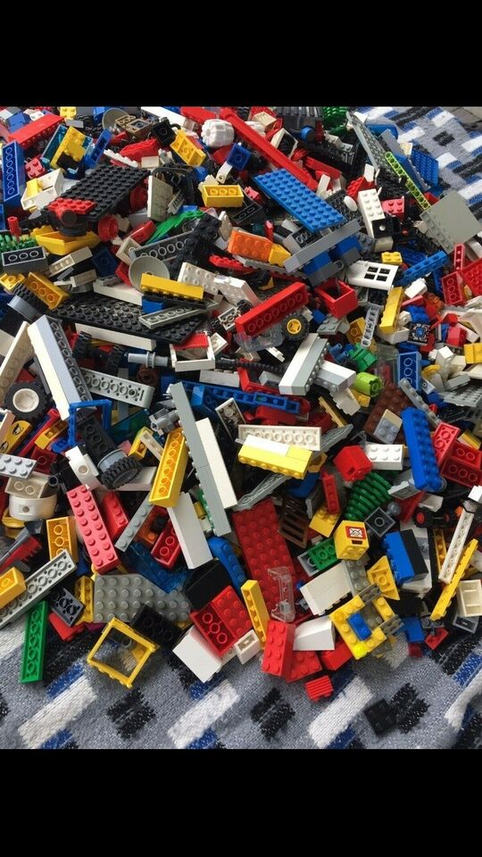 Lego blandet, Ønske pose til din søn