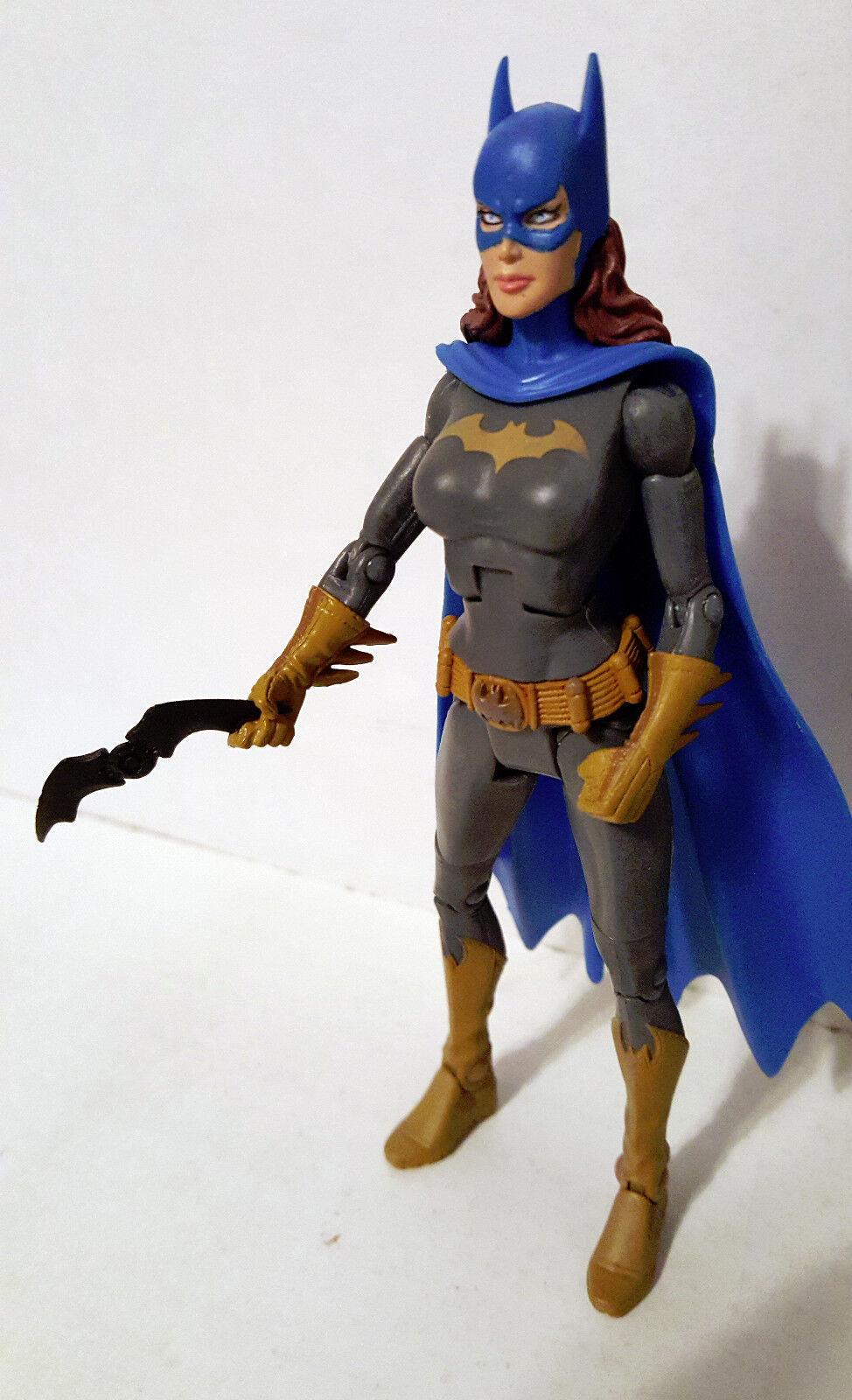 DC Super Heroes Batgirl S3