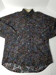 Twenty-X-Button-Down-Long-Sleeve-Multi-Color-Dress-Shirt-15-1-2-33-34-034