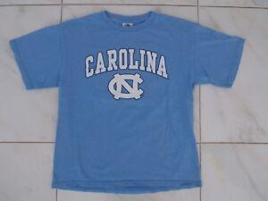 new style 281d2 1c527 Details about Michael Jordan 23 North Carolina Tar Heels T Shirt Jersey -  Size Youth L/XL