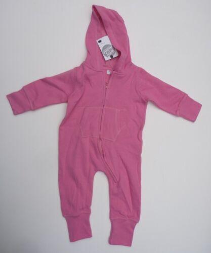 Âge 12-18 Mois Baby Sleepsuit//Ange Par Babybugz en polycoton rose ou rouge