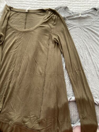 Free People Thermal Tops Set Of 2 Size M