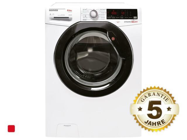 Hoover WDXOAG 488AHB-84 Waschtrockner Weiß
