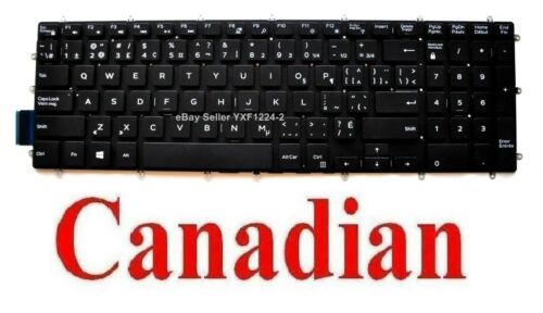 Keyboard for Dell Inspiron 15 5000 Series 15-5567 15-5570 15-5575 5567 5570 5575