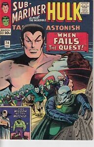 Tales-to-Astonish-Sub-Mariner-and-The-Incredible-Hulk-74-1965-FN-VFN