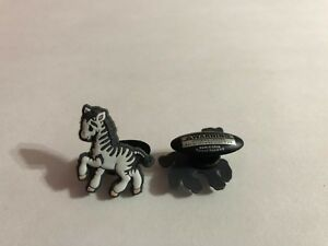 Zebra-Shoe-Doodle-goes-in-holes-of-Rubber-Shoes-or-Crocs-Shoe-Charm-PMI3010