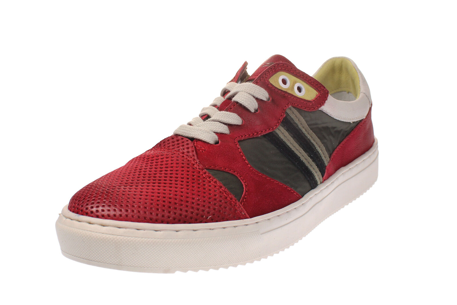 Mjus 379101-101-0001 - caballero zapatos zapatillas-combi - 1-Porpora