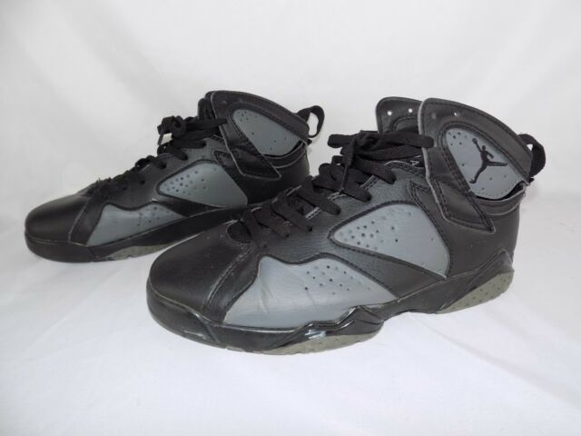 a72190dab79 Nike Air Jordan 7 Retro Bordeaux Black Gray Basketball shoes 304775 Size 9.5