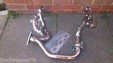 MONDEO/CONTOUR MK2 ST200,ST24,V6 MSDS STLYE 3 PIECE STAINLESS STEEL HEADER SET