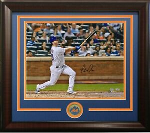 Pete-Alonso-signed-16x20-53rd-HR-Photo-Framed-Mets-Coin-Autograph-Fanatics-COA