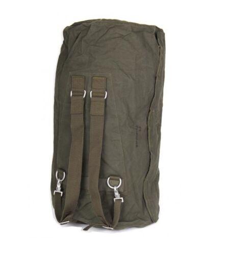 Tasche Rucksack oliv robust BW original BUNDESWEHR SEESACK Reißverschluss