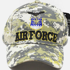 Hats MILITARY CAP U S NAVY VETERAN HAT BLUE CAMOUFLAGE WITH SHADOW