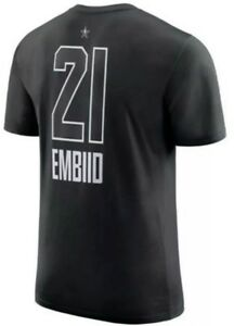 3b1e49ccd Image is loading Authentic-Nike-Joel-Embiid-Philadelphia-76ers-Sixers-T-