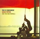 This Is Somewhere 0050087104511 by Grace & Nocturnals Potter CD
