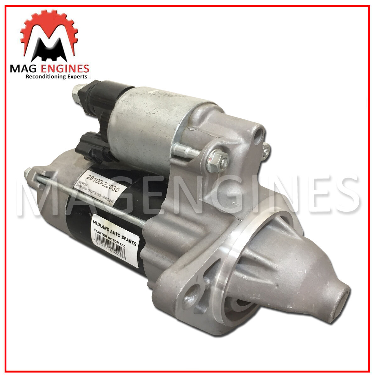 Fred Starter Motor Fits For Corolla Series 28100-22030 ZZE.1ZZ,3ZZ,42800-0680