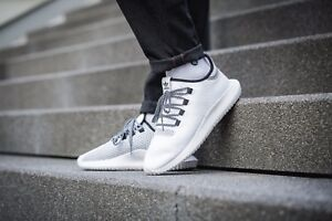 814fb9d5ff11 NEW IN BOX! MENS ADIDAS ORIGINALS TUBULAR SHADOW CK WHITE SNEAKER ...