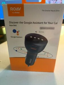 Details about ROAV - Bolt with Google Assistant for Car - Phone Charger  includes Power IQ