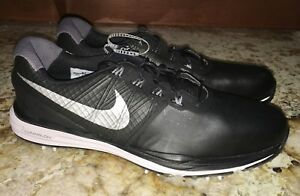 check out ff8b9 30371 Image is loading NIKE-Lunar-Control-3-Microfiber-Leather-Black-Silv-