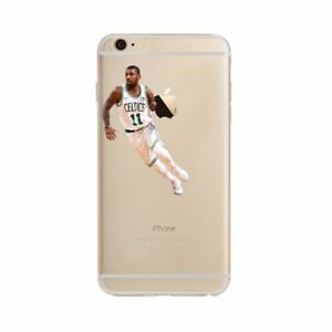 c724d1d00 Details about KYRIE IRVING Home White Jersey Basketball Phone Case iPhone 5  6 6+ 7 7+ 8 8+