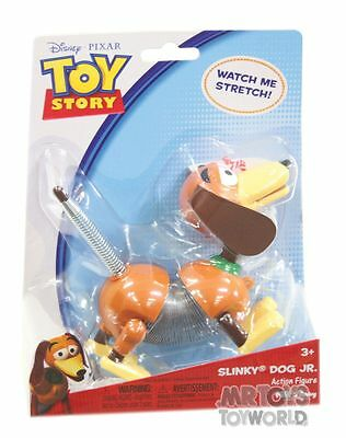 NEW Disney Toy Story Slinky Dog Jr. from Mr Toys Toyworld