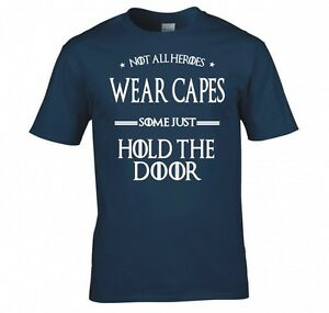 GAME-OF-THRONES-HODOR-034-NOT-ALL-HEROES-WEAR-CAPES-034-T-SHIRT-NEW