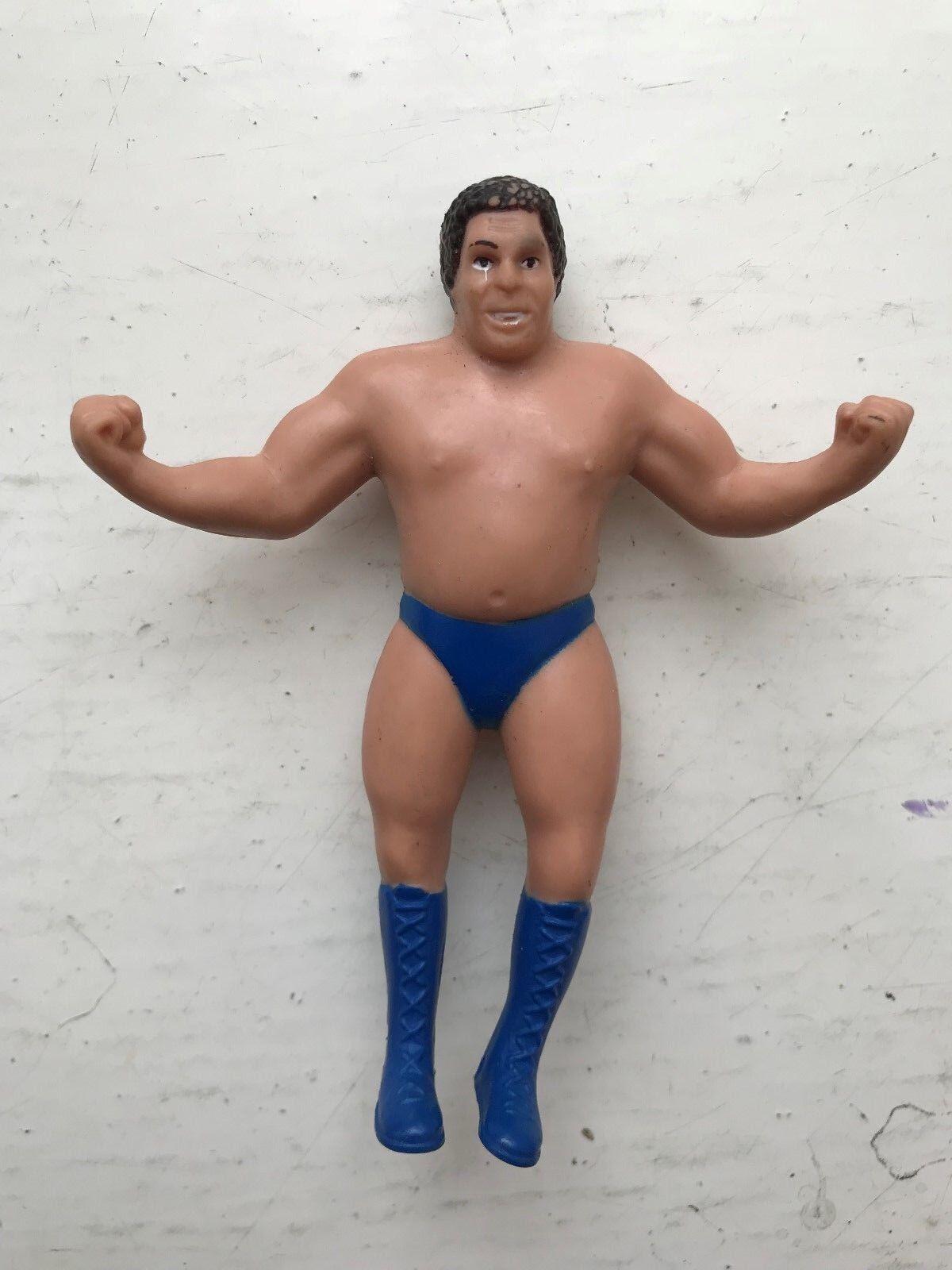 CLASSIC WWF WWE ANDRE THE GIANT LJN BEND EMS WRESTLING FIGURE TITAN SPORTS
