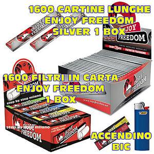 Cartine-Lunghe-Enjoy-Freedom-SILVER-1-BOX-FILTRI-DI-CARTA-filtro-1-BOX-BIC