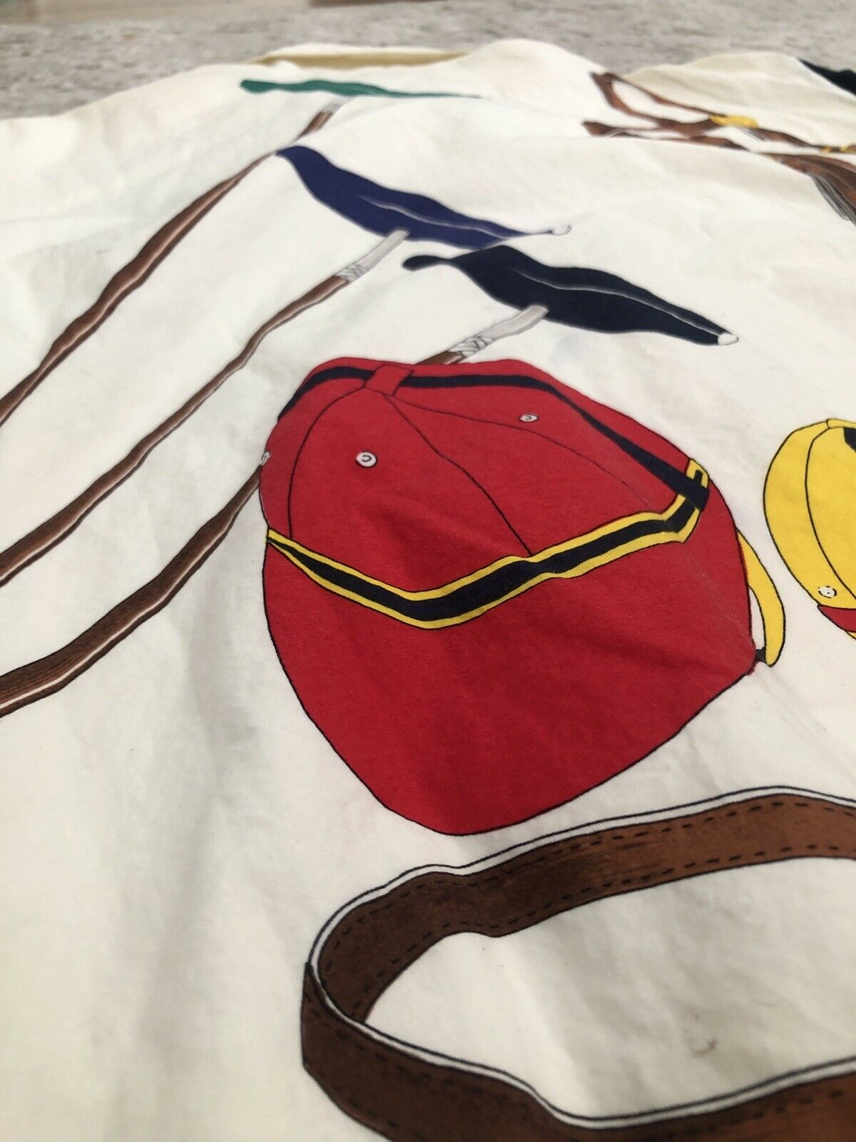 GRAIL! VTG POLO RALPH LAUREN GRAPHIC WING 1992 Wi… - image 8