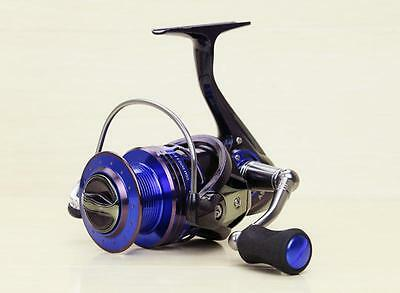 13+1BB Ball Bearing Saltwater Freshwater Fishing Spinning Reel 5.2:1 AS2000-7000