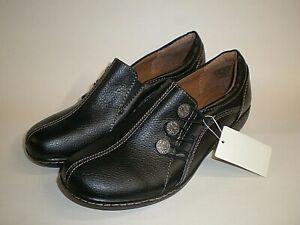 thom mcan womens melba black size 8m slipon casual shoes