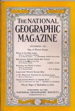 national geographic-DEC 1950-EXPLORING THE WORLD OF GEMS.