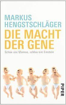 Die Macht der Gene: Schön wie Monroe, schlau wie Einstei... | Buch | Zustand gut