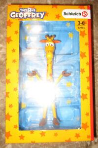 Rare Schleich Toys-R-Us Geoffrey 82985