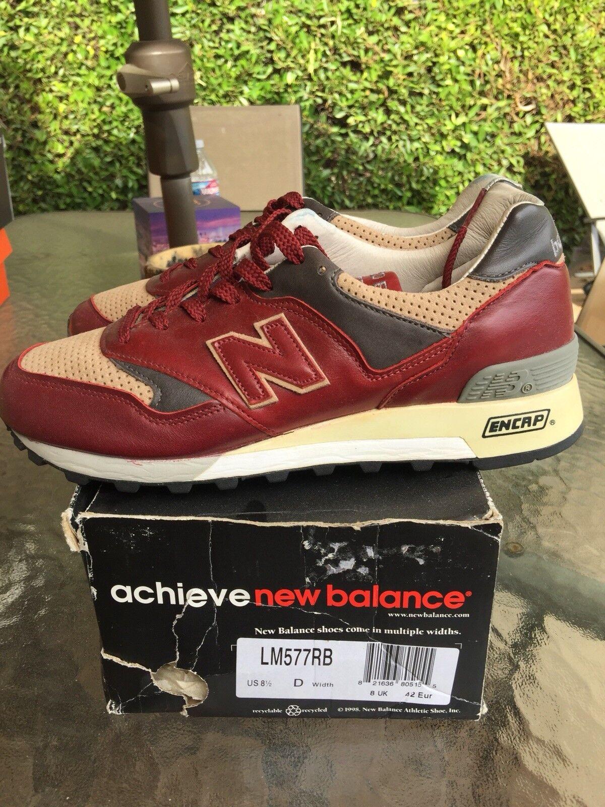 New Balance 577 RB Sz 8.5 US OG
