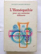 L'HOMEOPATHIE 1976 MEDECINE TRAITEMENT NATUREL