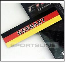 Germany Badge Emblem Sticker Decal German Car Logo Audi A1 A3 A4 A5 S1 S3 RS4 T7