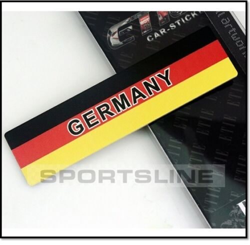 Germany Badge Emblem Sticker Decal German Car Logo M Sport Tech M1 M3 M5 X5  T7