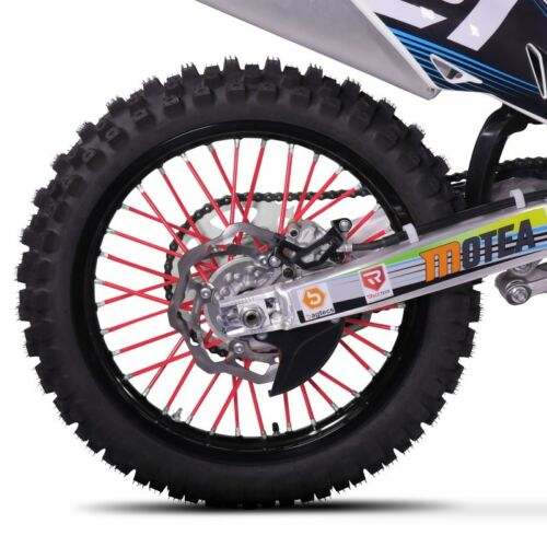 Speichen Cover Gas Gas EC 300// E// F// Racing Motea SPX rot