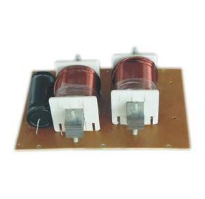 filtre subwoofer 125hz 600w audio sono hp enceinte haut parleur caisson basse ebay. Black Bedroom Furniture Sets. Home Design Ideas