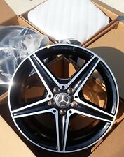 New 18 Mercedes Benz Amg Authentic Oem Wheels Rims 18 C250 C300 C350 C400