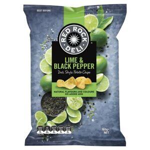 Red-Rock-Deli-Lime-amp-Pepper-Potato-Chips-165-gram