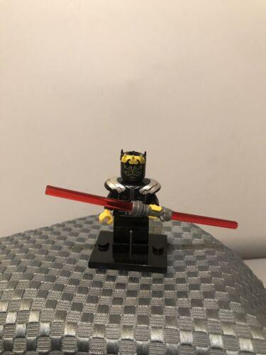 NEW Custom Minifigure Star Wars Savage Opress ARRIVES IN 2-4 DAYS
