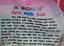 thumbnail 8 - 350 G A BONNE' Moisturizing Spa Milk Salt Whitening Smooth Exfoliating Baby Skin