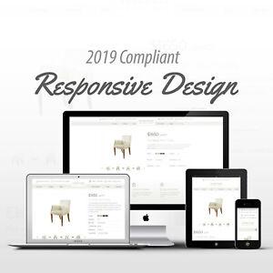 2019 Compliant Premium Responsive Ebay Auction Listing Template Furniture Design Ebay