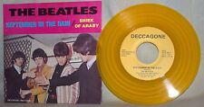 "The Beatles-45 RPM-7""-Deccagone-""September in the Rain/Shiek of Araby""-Promo"