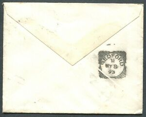 GREAT-BRITAIN-SQUARED-CIRCLE-CANCEL-034-BEDFORD-034-ON-COVER