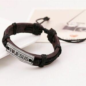christian-armband-leder-manschette-armband-Ich-liebe-JESUS-religioese-armband