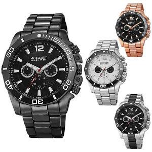 August-Steiner-AS8113-Men-s-Swiss-Multifunction-Day-Date-Bracelet-Watch
